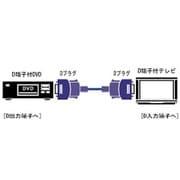 VX-DS120 D端子コード [D端子-D端子 2m]