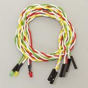 LED-03MS [ケース用LED 丸型3mm径 3色セット]