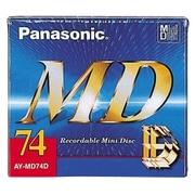 AY-MD74D [録音用ミニディスク]