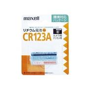 CR123A.1BP [カメラ用リチウム電池 1個]