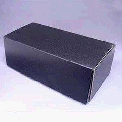 ストレイジボックス400 ブラック [カード保存用ボックス]