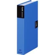 43アオ [カードホルダー・カーズ(溶着式) 青]