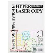 HP114 [インクジェット&レーザー用 両面 プリンター用紙 ナチュラルホワイト 200g/m2 A4 25枚]