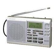 ICF-SW35-S [ワールドバンド短波ラジオ シルバー ワイドFM対応]