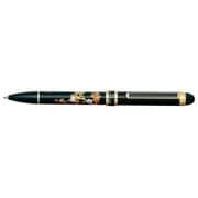 MWB-5000RM#31 [ダブルアクション シャープペンシル 0.5mm ボールペン黒・赤 0.7mm 梅に鶯]