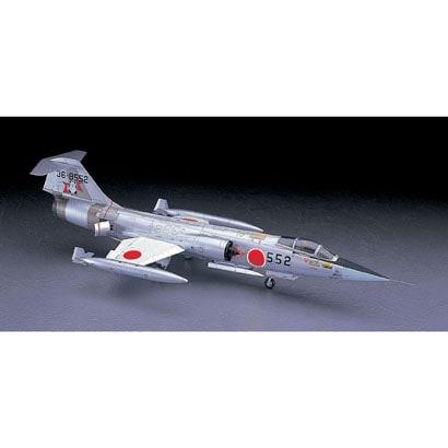 """PT18 F-104J スターファイター """"航空自衛隊"""" [1/48スケール プラモデル]"""