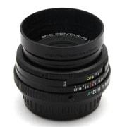 FA43mmF1.9 Limited [標準レンズ 43mm/F1.9 ペンタックスK ブラック]