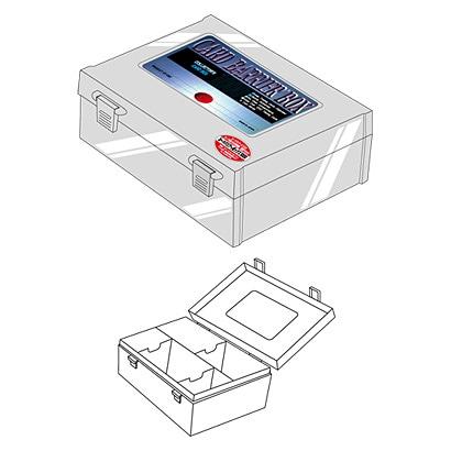 カードバリヤーBOX 1000 [トレカ用保護ボックス]