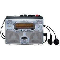WM-GX400  レコーディングウォークマン