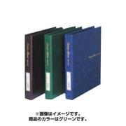 SB-306-03スタンプアルバムデラックス 緑