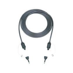 POC-10AP [光デジタルケーブル 光角型/光ミニプラグ-光角型/光ミニプラグ 1.0m]