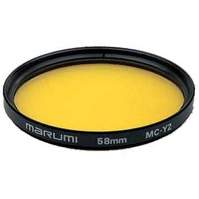 MC-Y2 43MM [モノクロ撮影用フィルター MC-Y2]