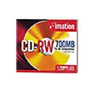 CDRW80A [CD-RW 700MB イメーション・レーベル 1枚入り]