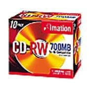 CDRW80A X 10S [CD-RW 700MB イメーション・レーベル 10枚入り]