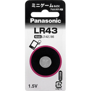 LR43P [アルカリボタン電池]