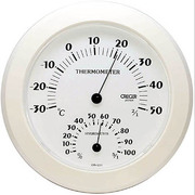 CR-223W [温湿度計(壁掛け・卓上両用)]