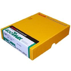 Kodak プロフェッショナル T-MAX400(400TMY) 4×5 50シート入 [白黒フィルム]