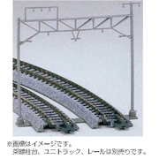 Nゲージ 23-060 複線架線柱 (8本入)