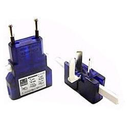 TI-13 [海外用マルチ変換プラグ(全世界対応:B/C/BF/B3/O/SE/O2タイプ)サスケ ブルー]