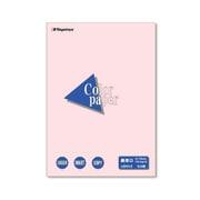 ナ-8519 [色上質紙 最厚口 さくら はがきサイズ 50枚]