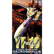 M9 1/72スケールYF-19「マクロス プラス」