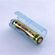 ADC430 [電池スペーサー 単4電池→単3電池変換 単4が単3になる電池アダプター 2個入]