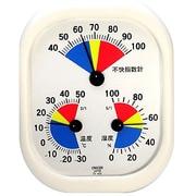 CR-431 [温湿度計(不快指数計付・壁掛け・卓上両用)]