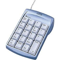 TNK-SU214MBL [USBテンキー メタリックブルー]