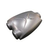 AC-OP5 [2分配光デジタルアダプター (光角型ジャック-光角型ジャック×2)]