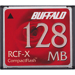 RCF-X128MY [コンパクトフラッシュ 128MB]
