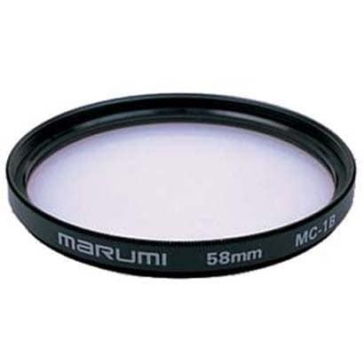 1B 30.5mm ブラック [色温度変更フィルター]