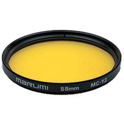 MC-Y2 48MM [モノクロ撮影用フィルター MC-Y2]