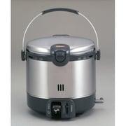 PR-100EF-13A [ガス炊飯器 0.18~1.0L 1~5.5合 ステンレスタイプ 都市ガス用]