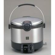 PR-60EF-13A [ガス炊飯器 0.09~0.6L 0.5~3.3合 ステンレスタイプ 都市ガス用]