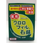 クロロフィル 石鹸 85G [85g]