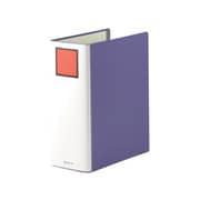 1470 [キングファイル スーパードッチ A4 タテ型 1000枚収納 青]