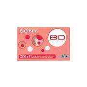 C80CDX1L [カセットテープ 80分]