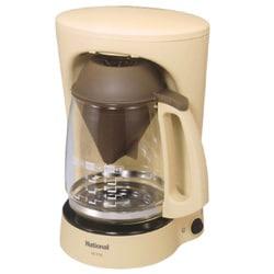 NC-F33-Y(ハーベストイエロー) 浄水コーヒーメーカー(一気ドリップ方式)