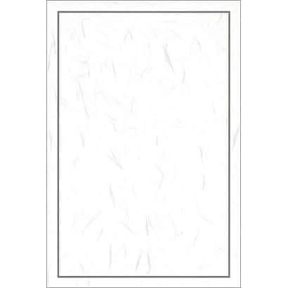 FH-100 [インクジェットプリンタ専用和風はがき 喪中用 典礼紙 100枚]