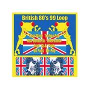 KACA0157 BRITISH 80'S 99LOOP [サンプリング音源]