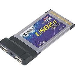 USB2-IF03N [USB2.0 PCカード]