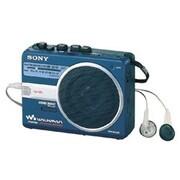 WM-GX202 L ラジオ付レコーディングウォークマン(ブルー)