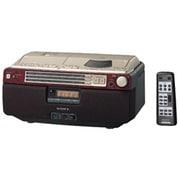 CFD-A100TV-N(ゴールド) CDラジオカセットコーダー
