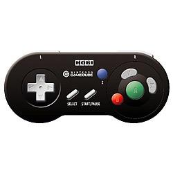 ゲームキューブ用 デジタルコントローラ  ブラック