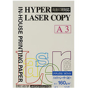 HP212 [インクジェット&レーザー用 両面 プリンター用紙 ナチュラルホワイト 160g/m2 A3 50枚]
