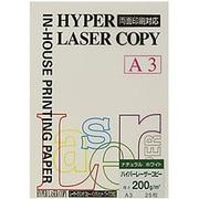 HP214 [インクジェット&レーザー用 両面 プリンター用紙 ナチュラルホワイト 200g/m2 A3 25枚]