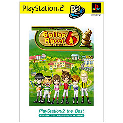 Gallop Racer 6 -Revolution-(ギャロップレーサー)  Playststion 2 The Best [PS2ソフト]
