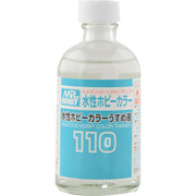 T110 [水性ホビーカラー用うすめ液(中)]
