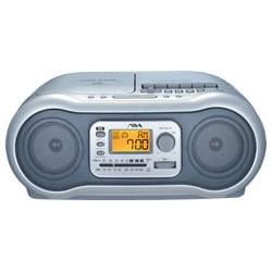 CSD-A300S [CDステレオラジオカセットレコーダー(シルバー)]