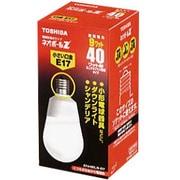 EFA10EL/9-E17 [電球形蛍光灯 E17口金 3波長形電球色 ネオボールZ A10形(9W)]